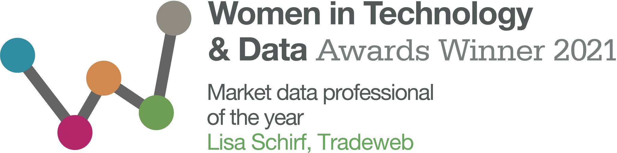 Women in Tech Award logo