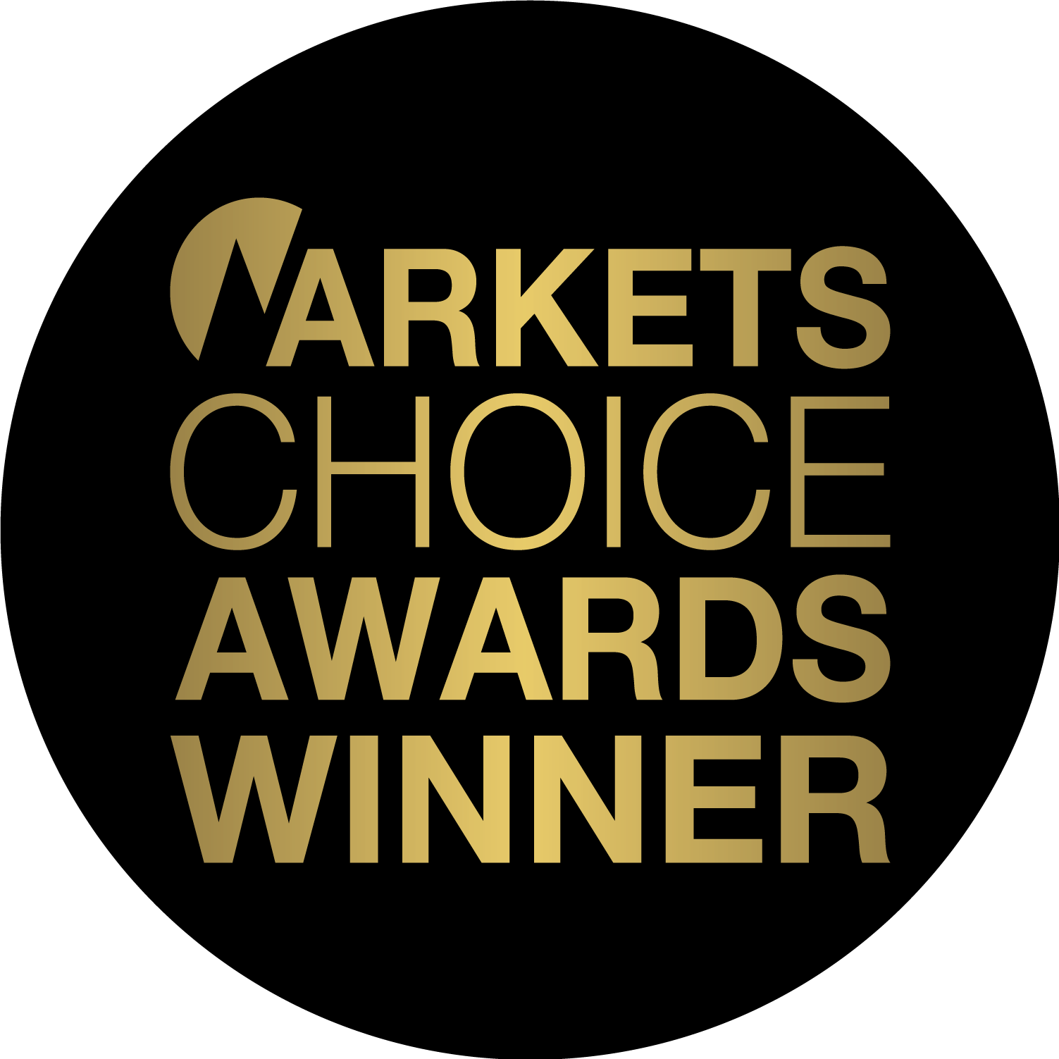 Markets Choice Awards Winner