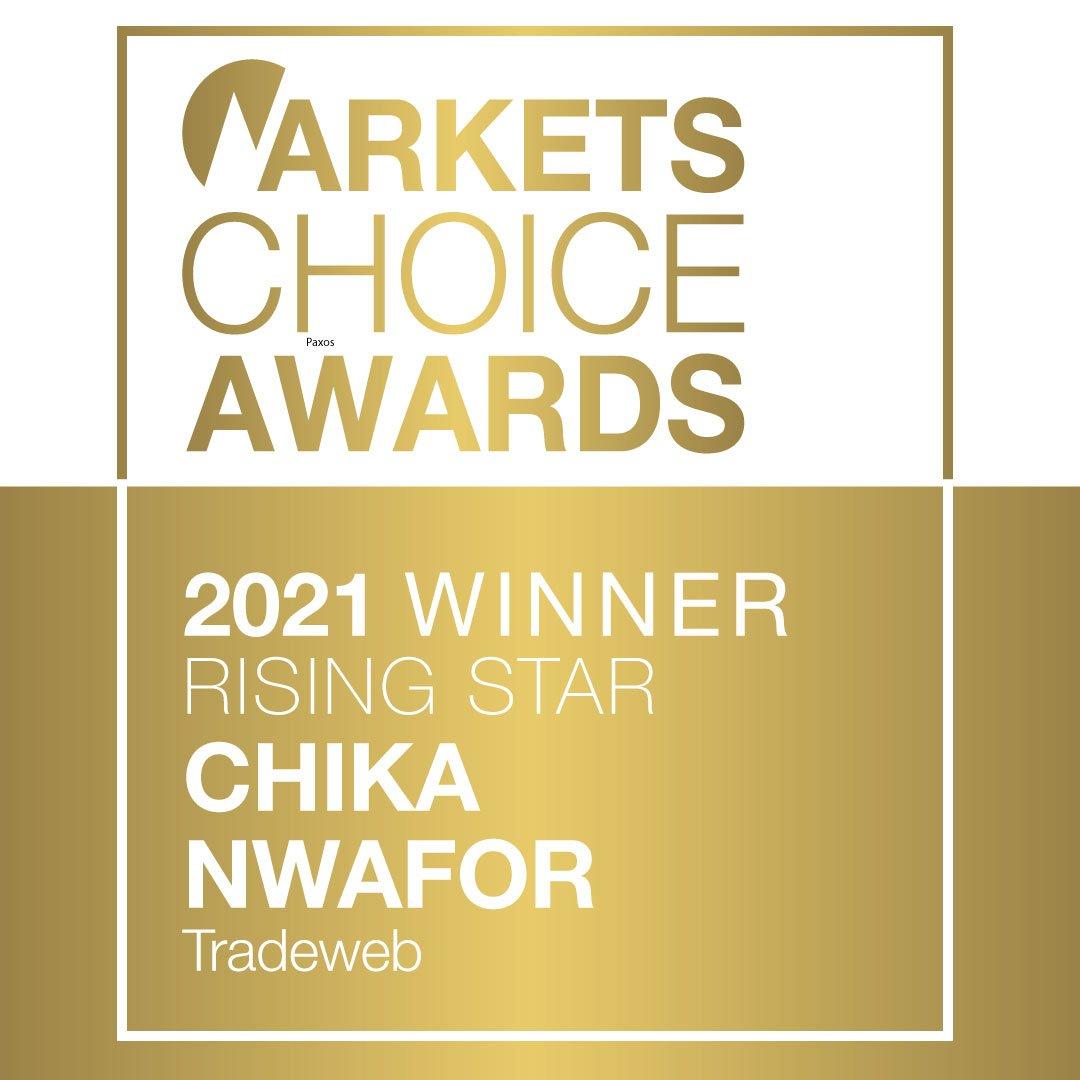 Markets Choice Awards Logo