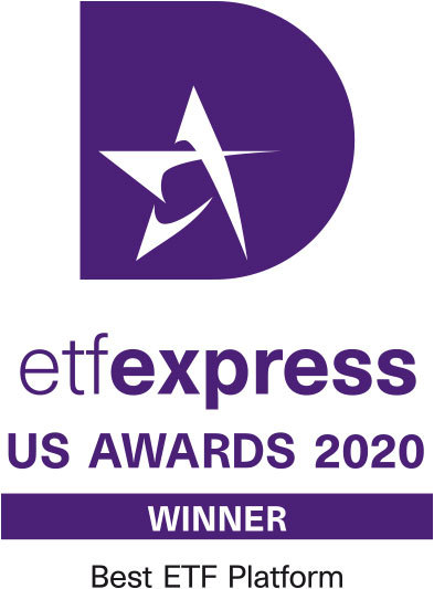 ETF Express Award logo
