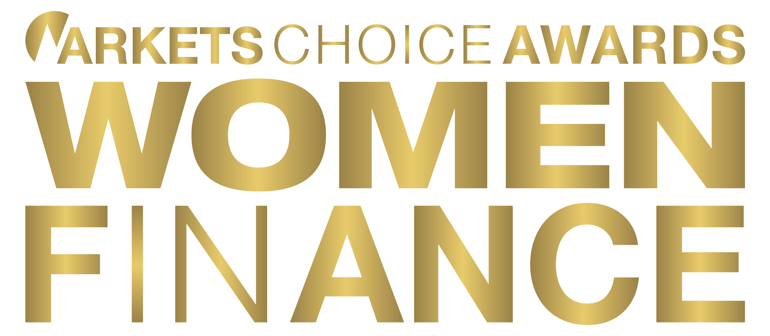 Markets Choice Awards Women in Finance