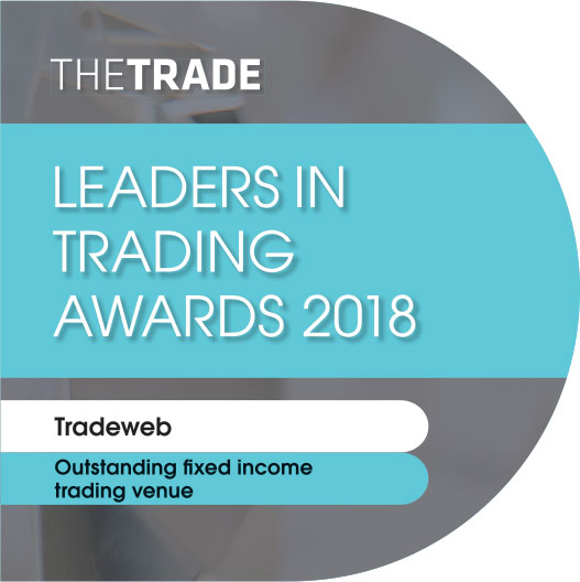 The Trade 2018 Outstanding Fixed Income Trading Venue